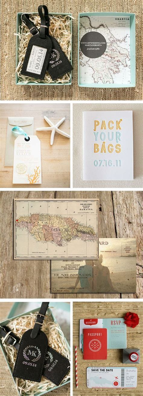 25  best Destination wedding save the date ideas on