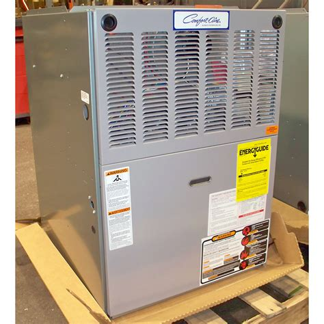 Comfort Air Furnace by Comfort Aire Heat Controller Gas Furnace 125 000