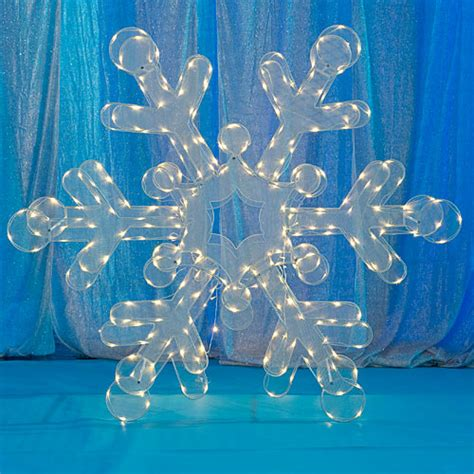 snowflake themed decorations plan a winter theme ideas