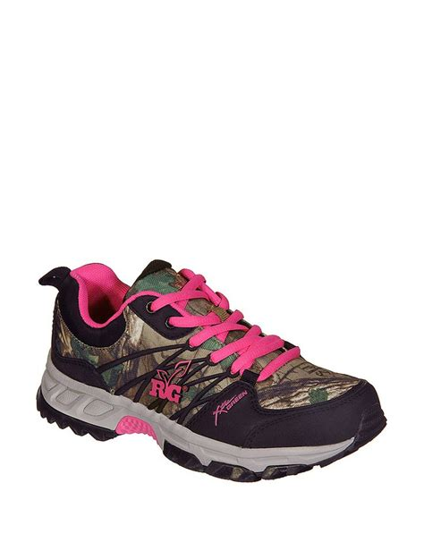 camouflage athletic shoes realtree ms bobcat athletic shoes stage stores