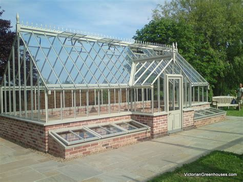 Greenhouse Shed Designs freestanding victorian greenhouses
