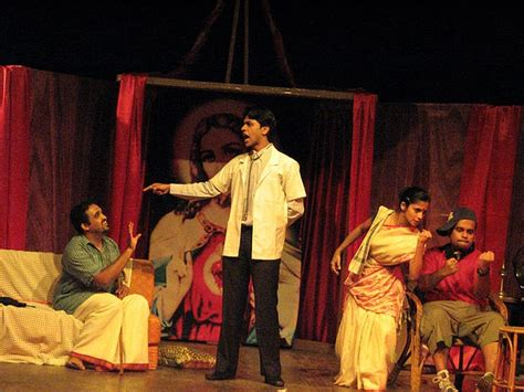 imaginary invalid comedy play  bangalore comedy plays