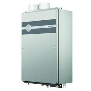 home depot water heaters rheem ecosense 9 5 gpm liquid propane gas high efficiency