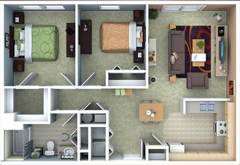 How Many Square Is A 2 Bedroom Apartment by Richmond Apartments Floor Plans