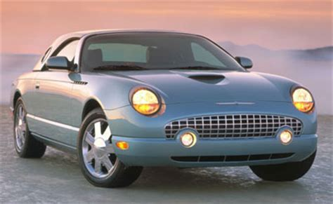 best car repair manuals 2005 ford thunderbird instrument cluster 2004 ford thunderbird review