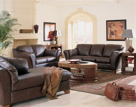 brown couch living room livingroom beautiful furniture back 2 home