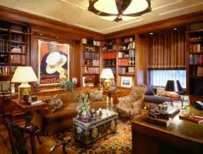 Beautiful Home Offices 62 home library design ideas with stunning visual effect
