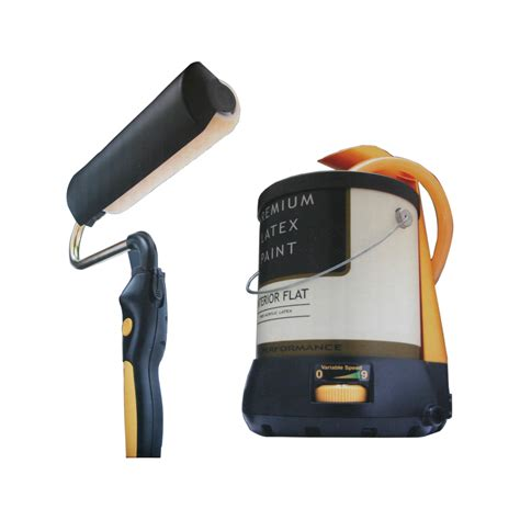 home depot paint roller kit wagner 0514003b quicktouch power roller pro painters kit