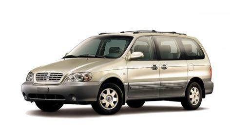 Kia 2002 Price Kia Carnival Minivan Mpv 2002 2006 Reviews Technical