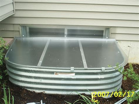window well covers metal crs material services window well covers