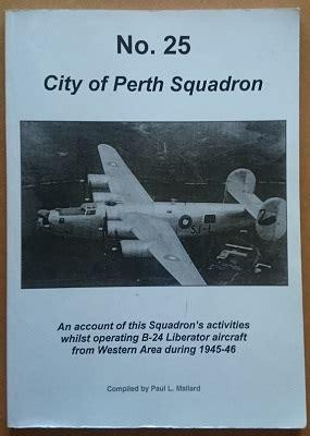 reference books perth no 25 city of perth squadron no 25 city of perth