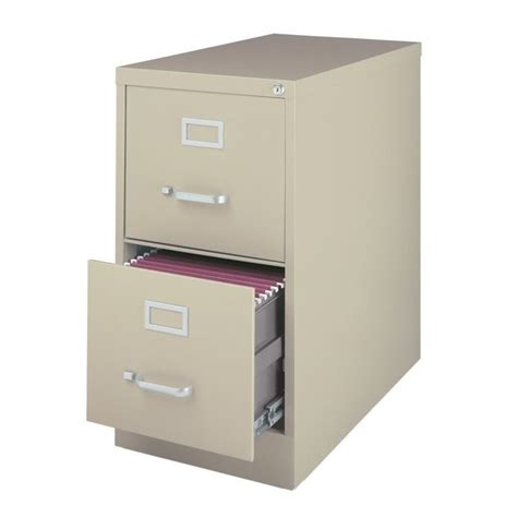 Letter Drawer by 2 Drawer Letter File Cabinet In Putty 14409