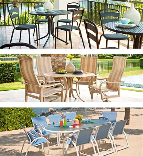 telescope casual outdoor and patio furniture for 2013