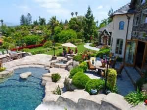 piscine de jardin en 55 id 233 es fabuleuses