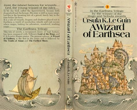 A Wizard Of Earthsea earthsea