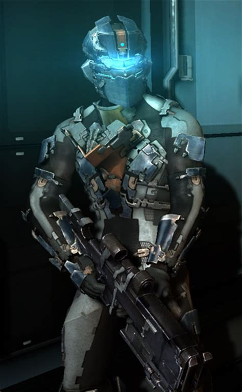 best dead space 2 suit isaac clarke from dead space 2