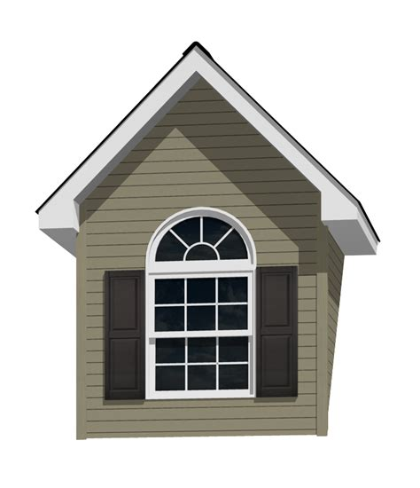 Doghouse Dormer Roofs Dormers Pleasant Valley Homes