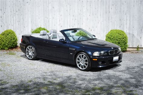 Valley Bmw by 2002 Bmw M3 Convertible 6 Speed Manual 27569 Carbon
