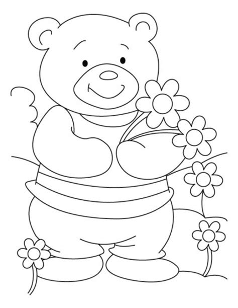 picture to color fill the colour in pictures coloring page