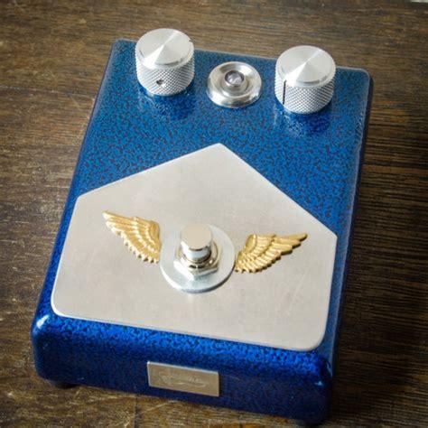 Handmade Guitar Pedals - classic 70 s fuzz guitar pedal custom handmade guitar