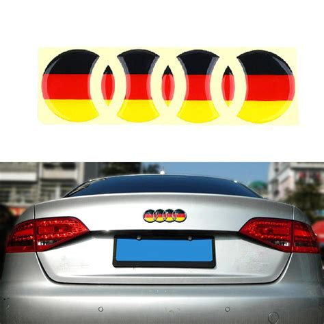 audi germany flag popular audi stickers decals buy cheap audi stickers