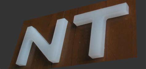 Pembuatan Huruf Acrylic pembuatan huruf timbul acrylic