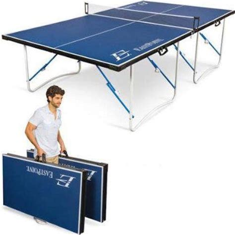 collapsible ping pong table table tennis table indoor outdoor ping pong foldable