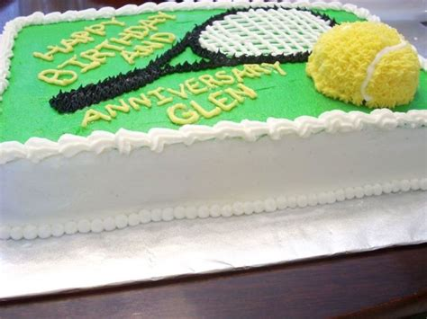tennis themed cake decorations tennis cake cakecentral