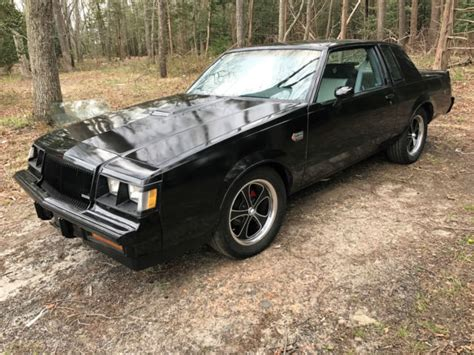Buick Grand National Suspension Upgrade 1987 Buick Grand National Turbo 3 8 94k Upgrades