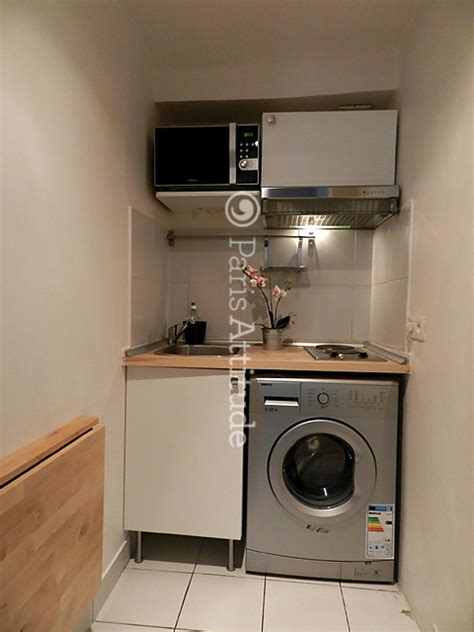 cuisine 駲uip馥 pour studio louer un appartement 224 75008 25m 178 chs elysees