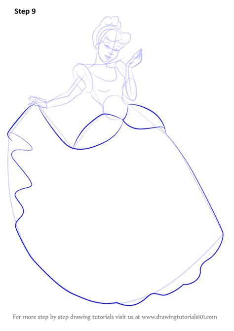 How To Draw Princess Step By Step