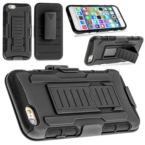 Apple Iphone 6 Shockproof Rugged Future Armor Hybrid Soft future armor impact hybrid for iphone 7 s8 with