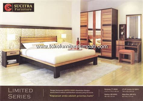 Kasur Bed Fortuna bedroom set minimalis klasik harga paling murah