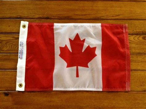 canadian boat flags boat flags and code signal flags by bald eagle flag store