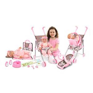 Graco baby doll play set