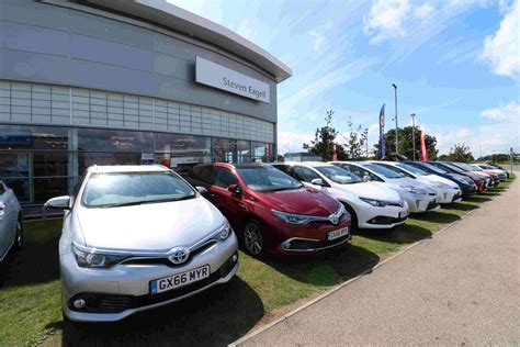 toyota company address contact us steven eagell toyota colchester autos post