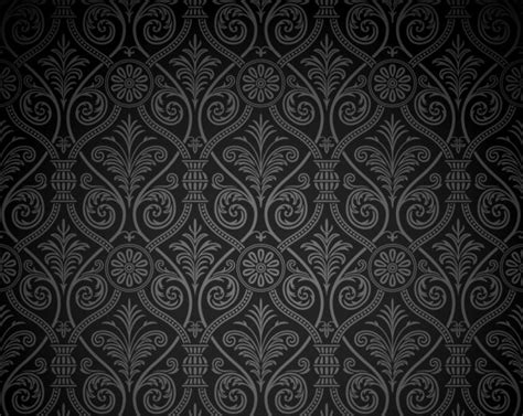 pattern dark svg vintage vector dark damask pattern background free