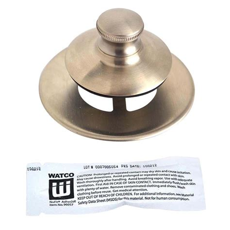 universal nufit bathtub stopper watco universal nufit push pull bathtub stopper non grid