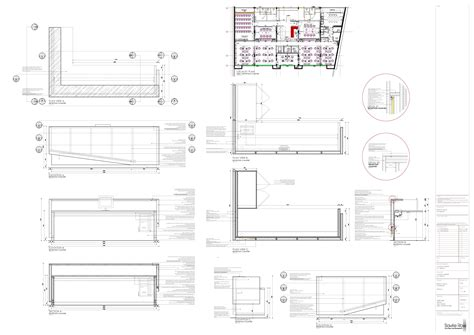 Build Reception Desk Construction Drawings Diy Pdf Tv Reception Desk Plan