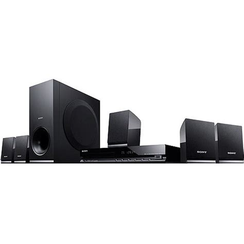 Home Surround Sound by Home Entertain Land Sony Dav Tz140 5 1 Ch Home Theater Surround Sound System With Dvd Player Review
