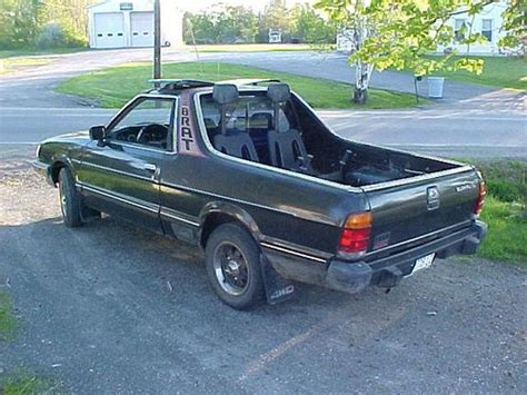 brat car subaru brat photos reviews specs buy car
