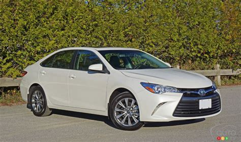Toyota Xle 2017 Toyota Camry Xle Remains The Surest Bet Car Reviews