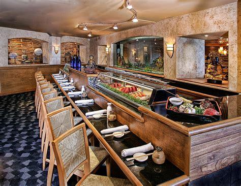 Roppongi Sushi Bar San Diego Travel Blog