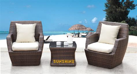 garden furniture outdoor furniture modern rattan