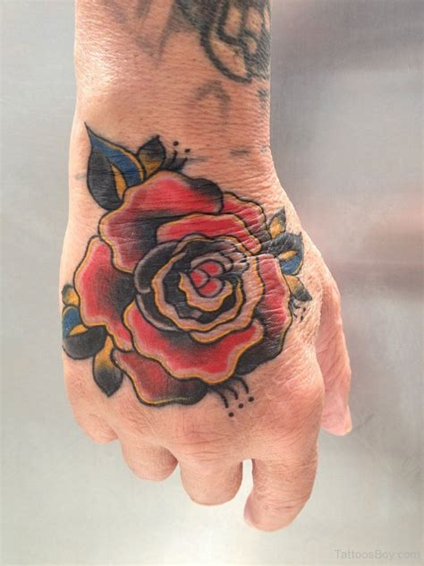 nice rose tattoos tattoos designs pictures page 10