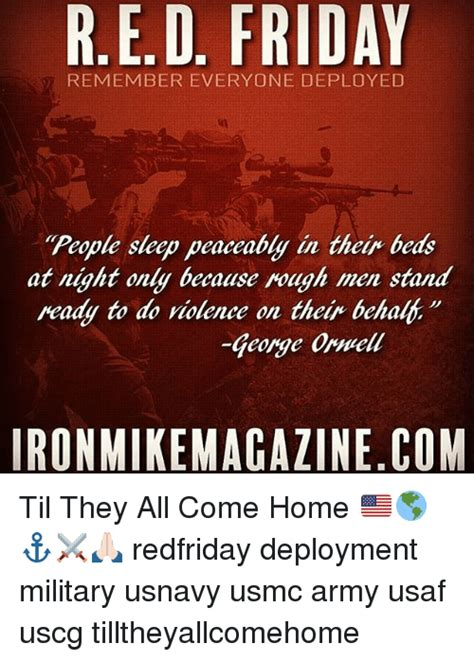 people sleep peaceably in their beds remember everyone deployed people sleep peaceably in