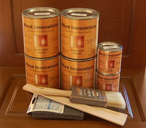 kitchen cabinet resurfacing cabinet refinishing kit