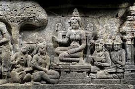 Arca Atau Liontin Ukir Budha sejarah kelas x perkembangan kebudayaan masa kerajaan