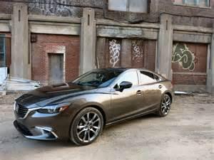 Mazda 6 Custom Interior 2016 Mazda Mazda6 Road Test And Review Autobytel Com