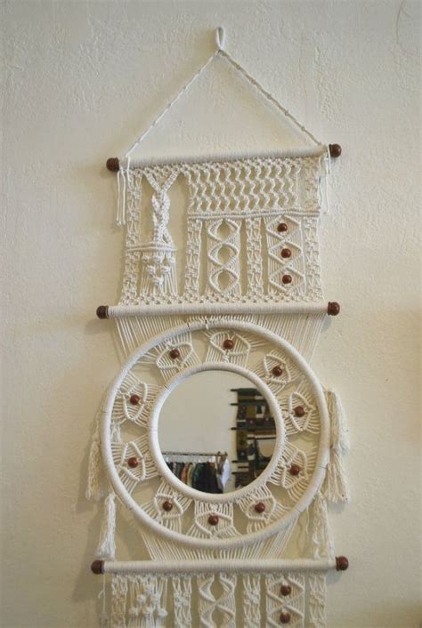Wall Hangings - macrame wall hanging